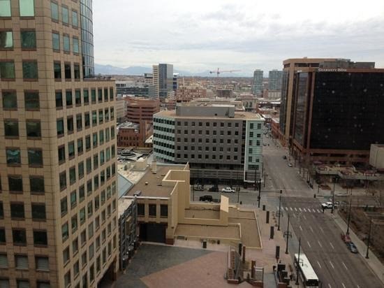 The Westin Denver Downtown: from 11th floor room