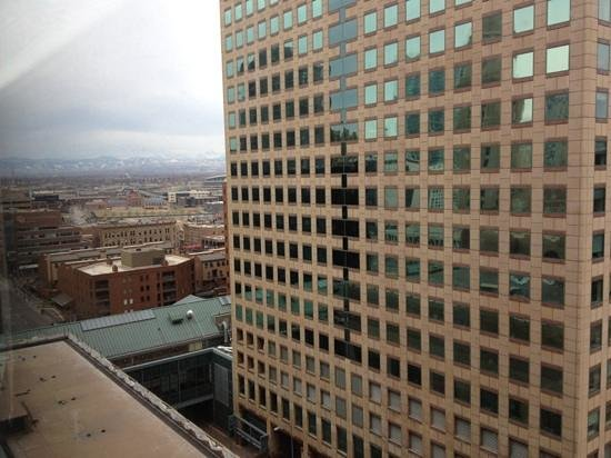 The Westin Denver Downtown: from 1106