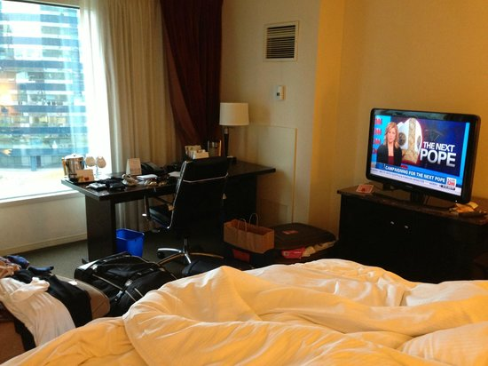 The Westin Atlanta North at Perimeter: TV