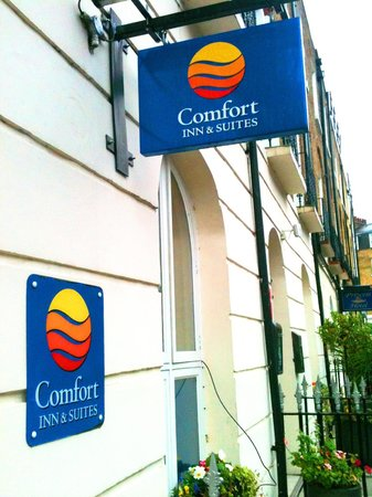 ‪Comfort Inn and Suites King's Cross / St. Pancras‬