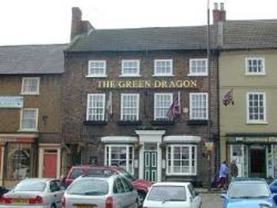 Bedale, UK: Green Dragon