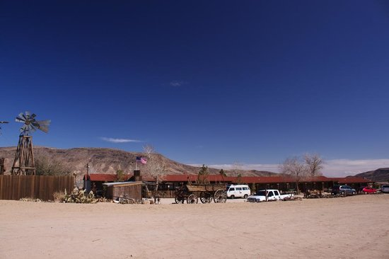 Pioneertown Inn: Pioneertown Motel