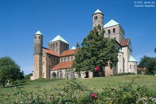Germany: Hildesheim: St. Michaelis Church