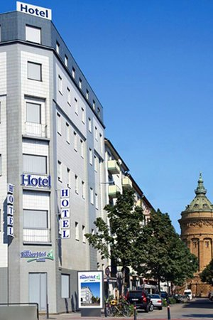 Photo of Hotel Basler Hof Mannheim