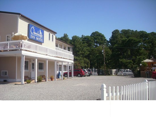 Chincoteague Inn : Motel