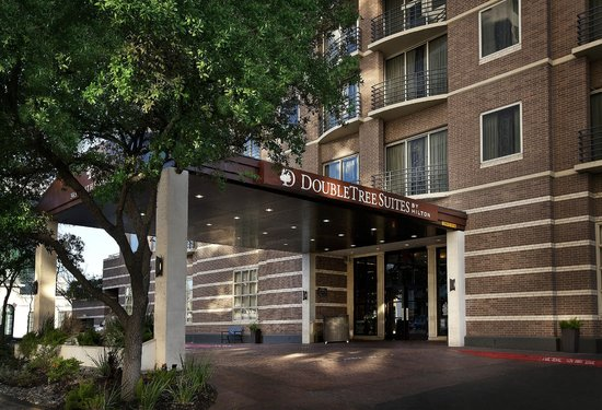 DoubleTree Suites by Hilton - Austin: Welcome to the DoubleTree