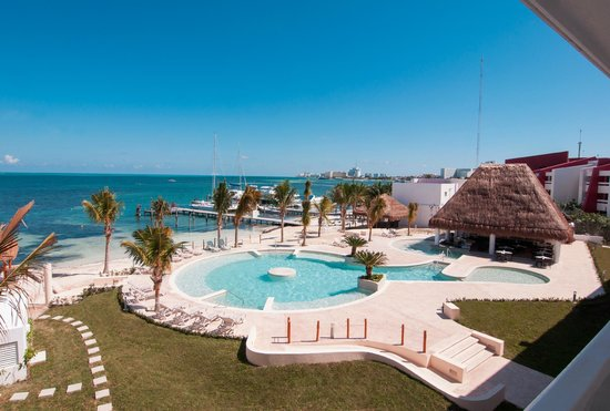 Photo of QBAY Cancun Hotel & Suites