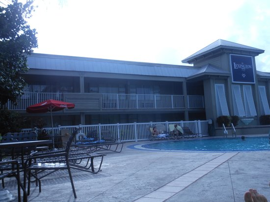 Lexington Hotel Key West: Hotel and Pool