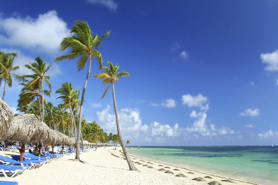 Dominikanische Republik: Dominican Republic shore