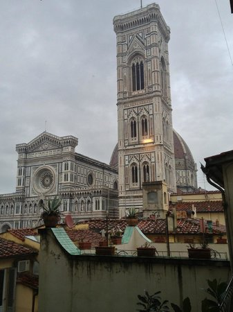 Residenza Giotto: The Duomo View room