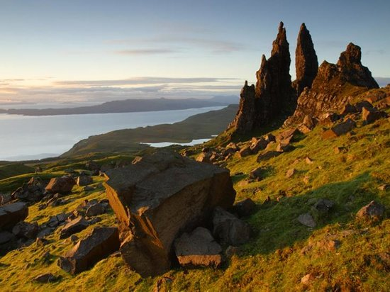 alojamientos bed and breakfasts en Isla de Skye