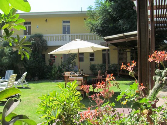 Hermoso jardin picture of casa de avila tourist hotel for Casa jardin hotel