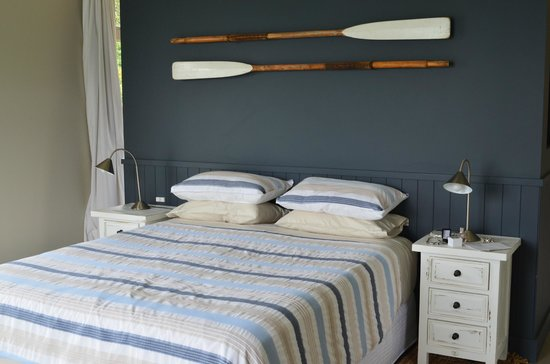Coatesville, New Zealand: Bedroom
