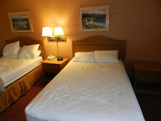 Comfort Inn Quantico: The beds