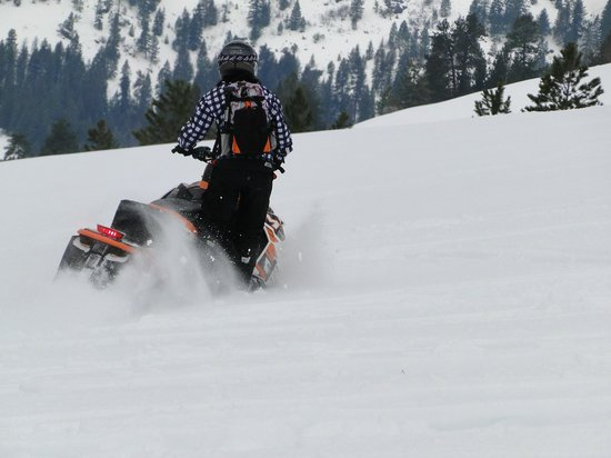 Council, ID: High Country Snow