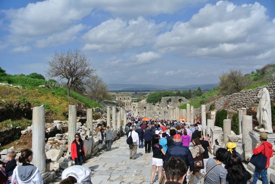 The Mary Shrine - Picture of Ephesus Tours, Selcuk ...