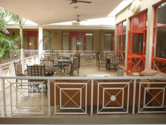 Photo of The Courtyard Hotel Lusaka