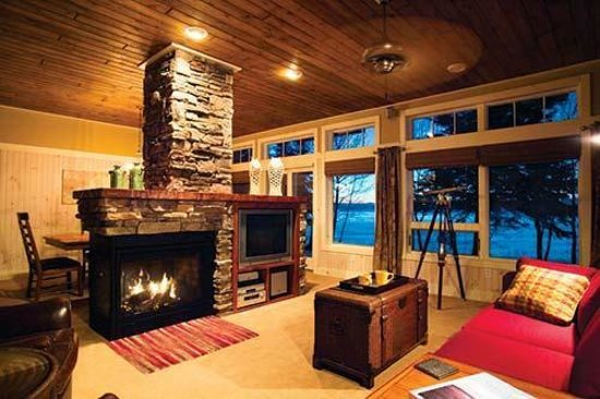 Larsmont Cottages on Lake Superior: cozy cottage