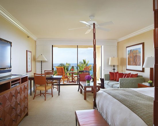 Four Seasons Resort Maui at Wailea: Bedroom