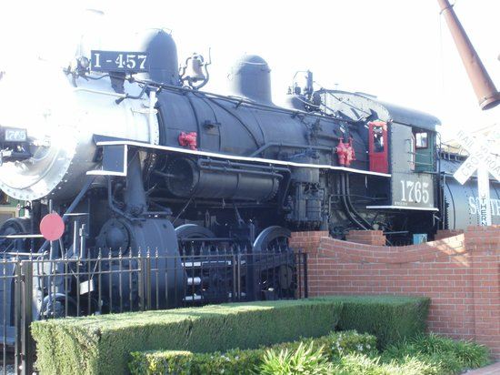 Lomita, CA: Steam Engine