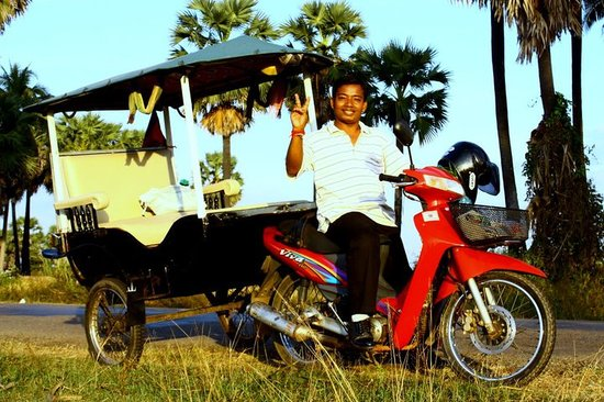 Siem Reap Province, Kambodja: Deeply and review me in tripadvisor. or recommend me to all your friends and all tourists around