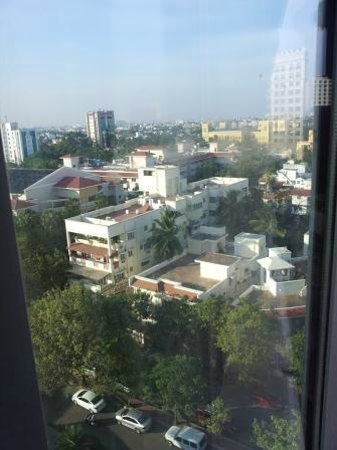 Somerset Greenways Chennai: View from Room