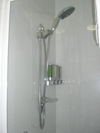 Alto Hotel on Bourke: 305 Lovely power shower