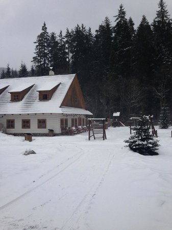 Liptovsky Jan accommodation