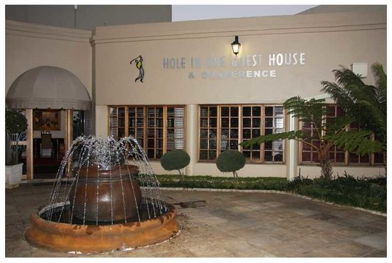Hole in One Guesthouse and Conference Centre