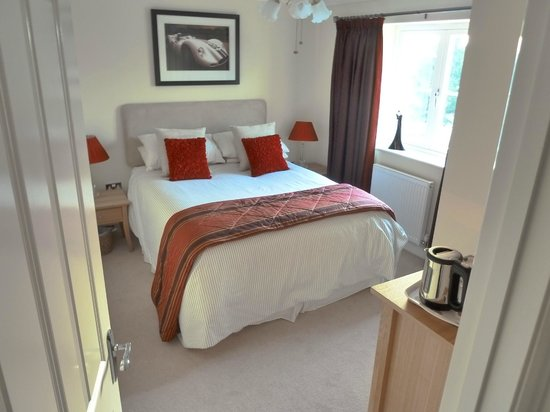 Silverstone, UK: Double room