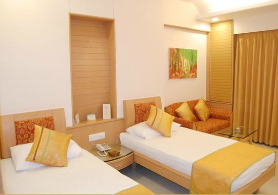 Hotel Shreemaya Residency