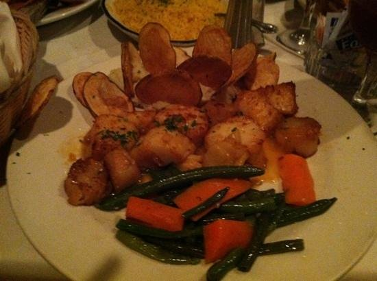Piscataway, NJ: Scallops