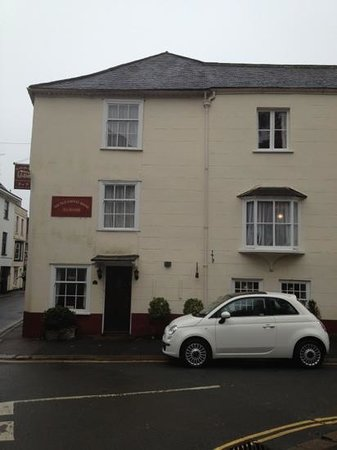 Ashburton, UK: The Old Coffee House