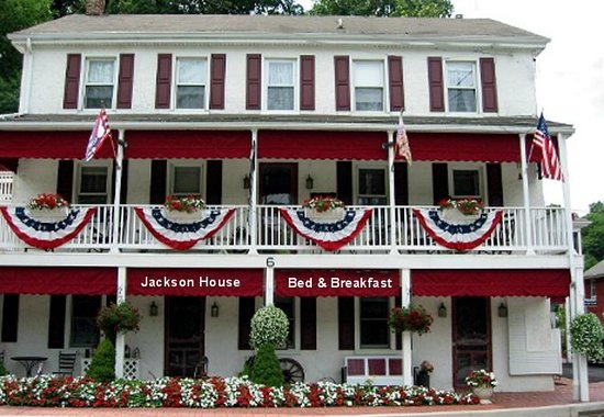 ‪Jackson House Bed and Breakfast‬