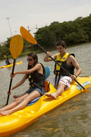 Itupeva, SP: Wet Adventure - kayak