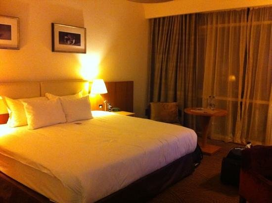 Fota Island, Irland: our lovely room