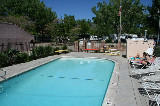 Always happy time picture of canyonlands rv resort Campsites in poole with swimming pool