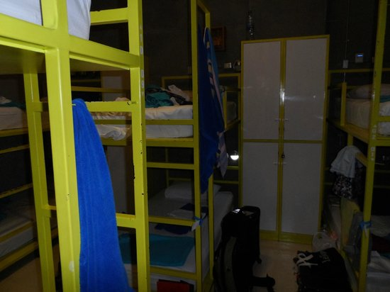 Lub d Bangkok - Silom: 10 person women's dorm