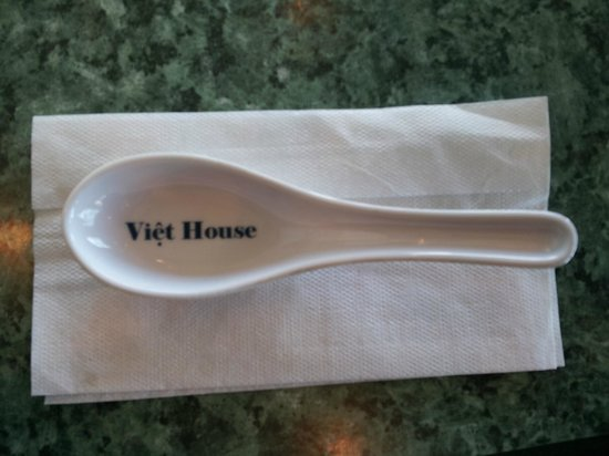 Fairfax, VA: personalized spoon