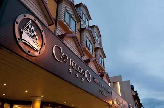 Photo of Hotel Cap Polonio Ushuaia