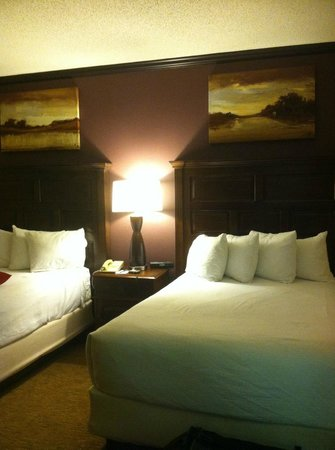 Grande Villas at World Golf Village: Our room