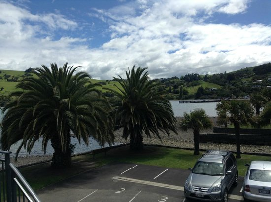 Akaroa Waterfront Motels: Room View