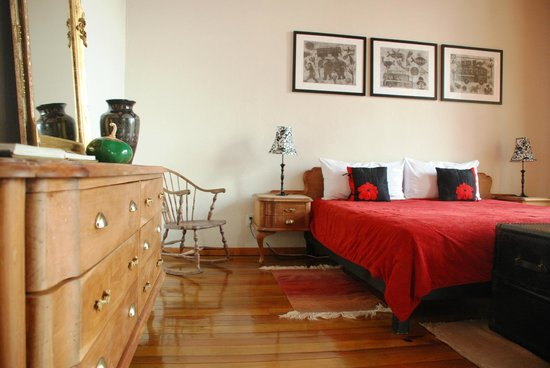 El patio 77, first eco-friendly B&B in Mexico City