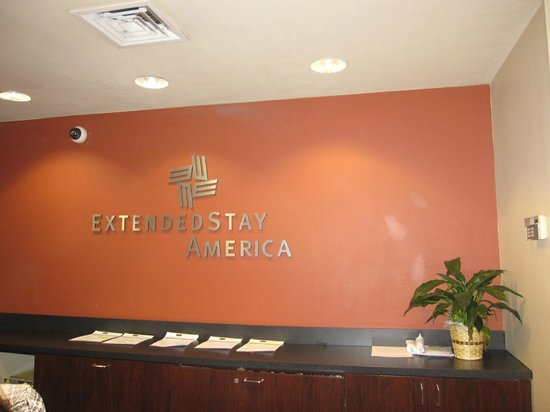 Extended Stay America - Albuquerque - Rio Rancho: This is where you go Lydia!! I need towels!