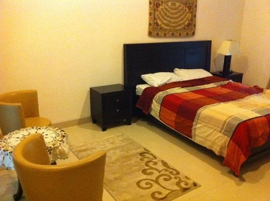 Padang, Indonesia: One of the Super Deluxe room