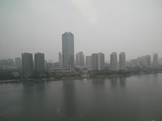 Kande International Hotel: river view from guestroom