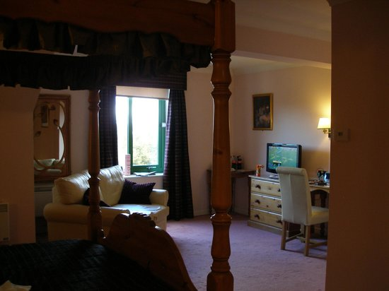 South Hykeham, UK : Abie Suite bedroom