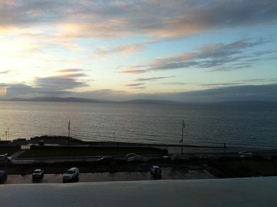 The Salthill Hotel: view