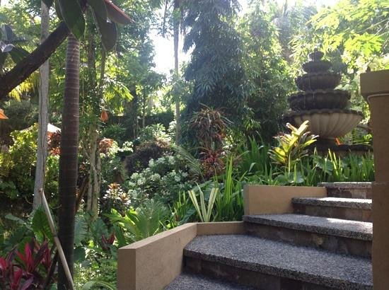 Bali Spirit Hotel and Spa: Just one little corner of paradise.