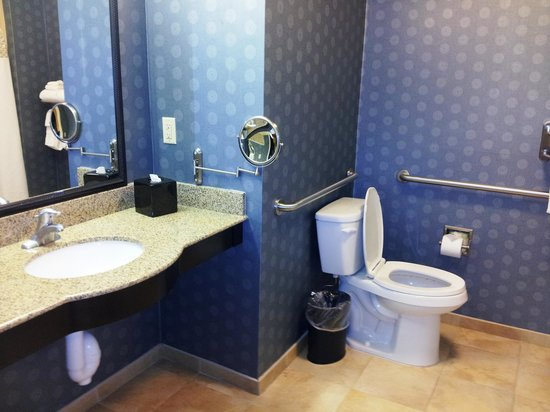 Hampton Inn Murrells Inlet: Bathroom